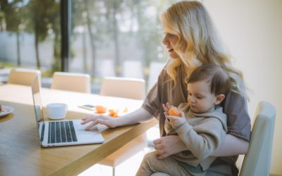 5 Work From Home Tips for Parents With Young Children