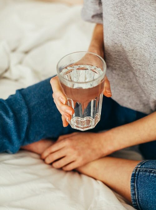 hydration important for wellness