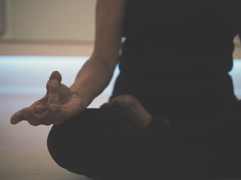 Benefits of Meditation in the Workplace