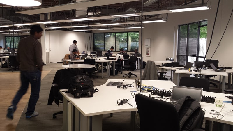 Tips for Working in an Open Office Environment