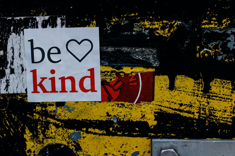 benefits of kindness