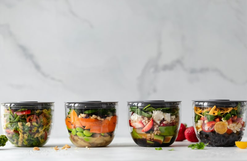 How and Why to Start Meal Prepping: 5 Tips