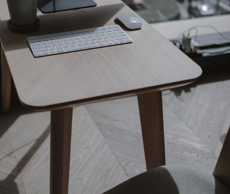 organizing your desk